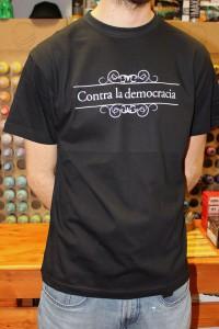 camiseta contra deLANTE