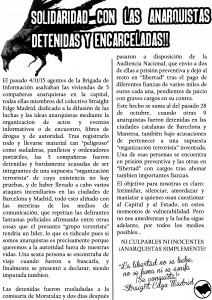 Cartel castellano actualizado